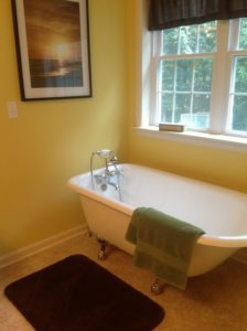 Freestanding Soaking Tub or Clawfoot Tub