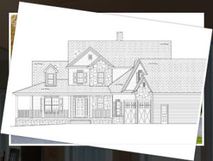 home design drawing