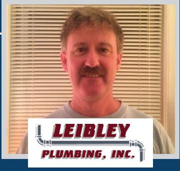 john leibley of leibley plumbing, inc