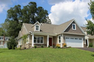 custom built home by Metzler Home Builders at 21 Greystone Circle