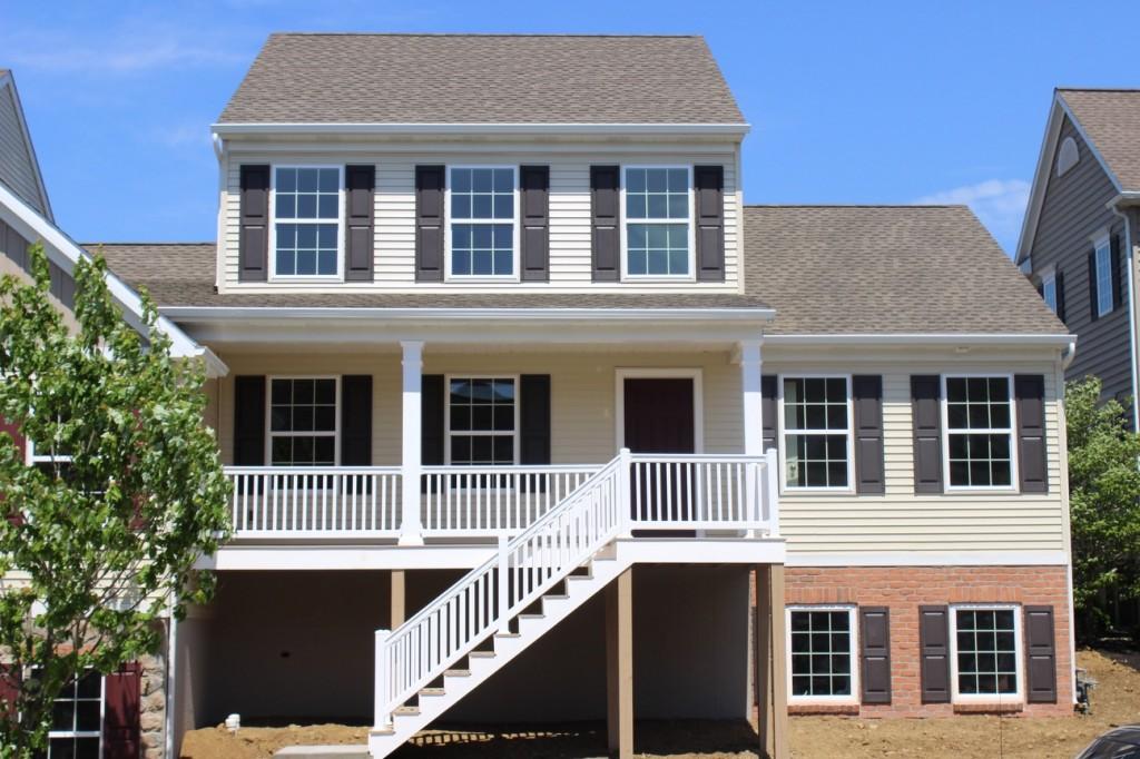 319 Wendover Way Parade of Homes exterior