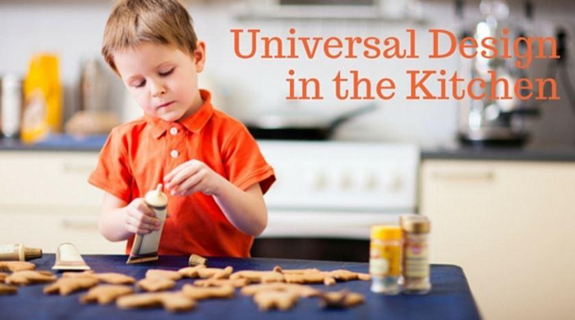 Metzler Home - Universal Designs in the Kitchen