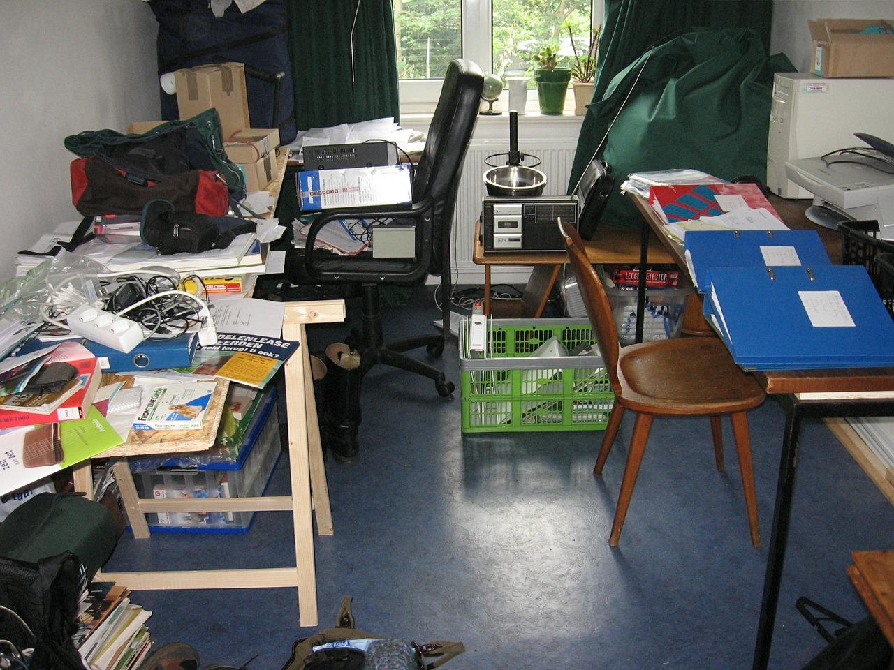 Metzler Blog - Clutter