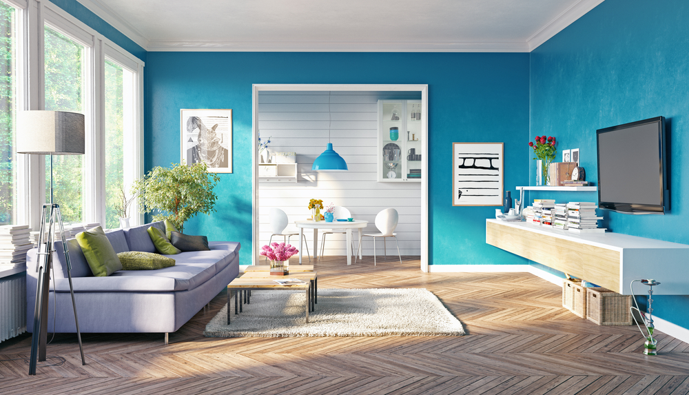5 Best Interior Paint Colors for Feeling Refreshed and Relaxed