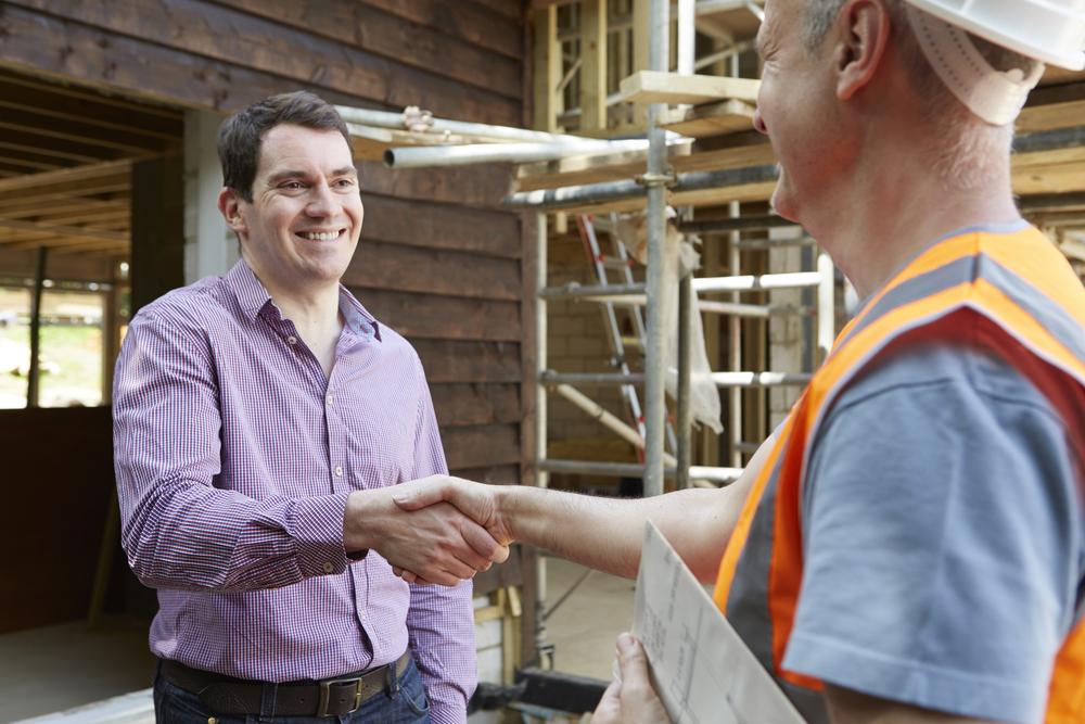 Choose a home builder