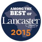 among the best home builders in lancaster, pa 2015 logo