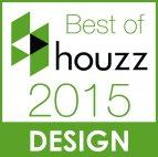 Best of houzz Design 2015 logo