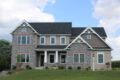 new home exterior