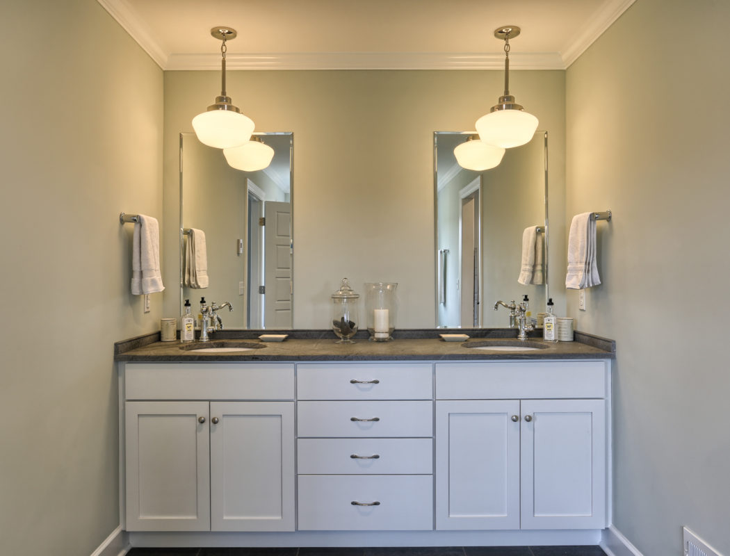 country farmhouse his/her vanities