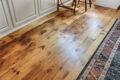 refinished wood floors