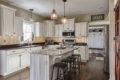craftsman cottage kitchen