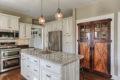craftsman cottage kitchen island