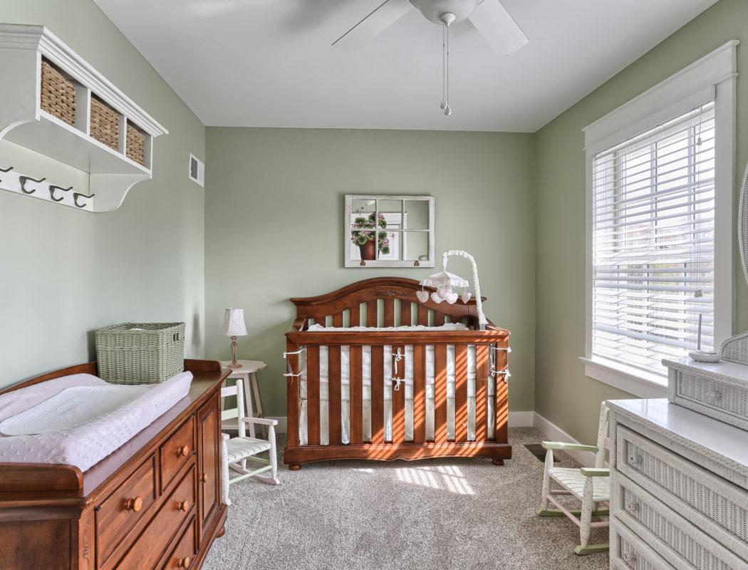 craftsman cottage nursery