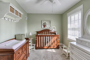craftsman cottage nursery