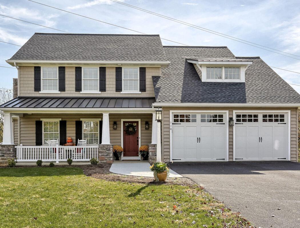 craftsman cottage exterior