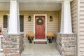 craftsman cottage front door