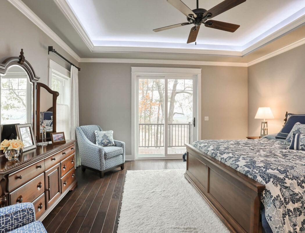 master bedroom veranda