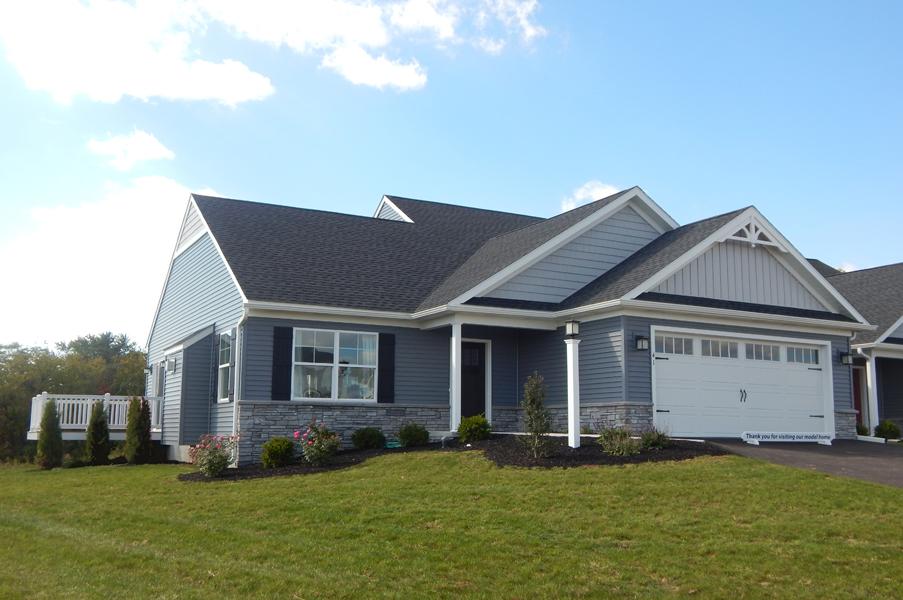 Villas at Featherton home exterior