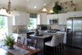 Villas at Featherton kitchen and dining area