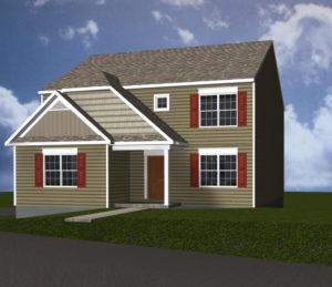 Willow Bend Farm Lot 71 3d rendering