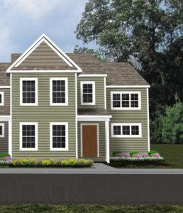 Willow Bend Farm Lot 80 3d rendering