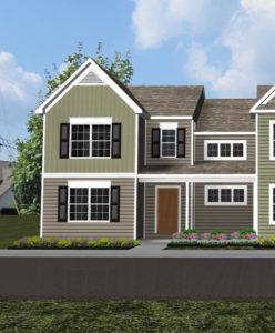 Willow Bend Farm Lot 81 3d rendering