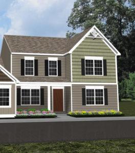 Willow Bend Farm Lot 82 3d rendering