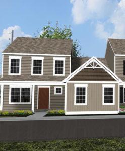 Willow Bend Farm Lot 83 3d rendering