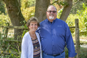 dan and janet metzler - president and office manager